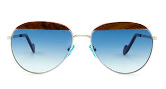 Dad� occhiali da sole modello action montatura blu