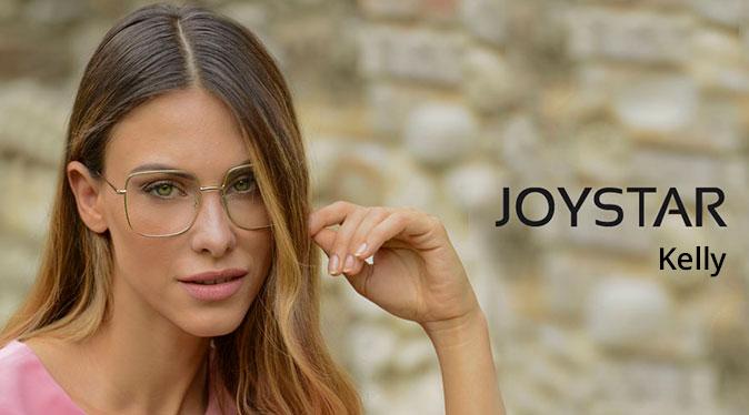 Joystar Kelly occhiali da vista con montatura quadrata extralarge Ottica Freddio