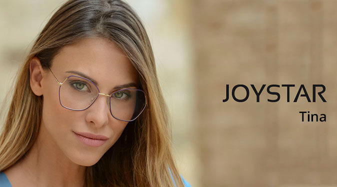 Ottica Freddio Joystar Tina originali occhiali da vista vari colori novit�