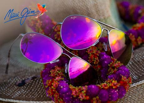 Maui Jim occhiali con lenti antiriflesso, colori vividi e nitidezza assoluta