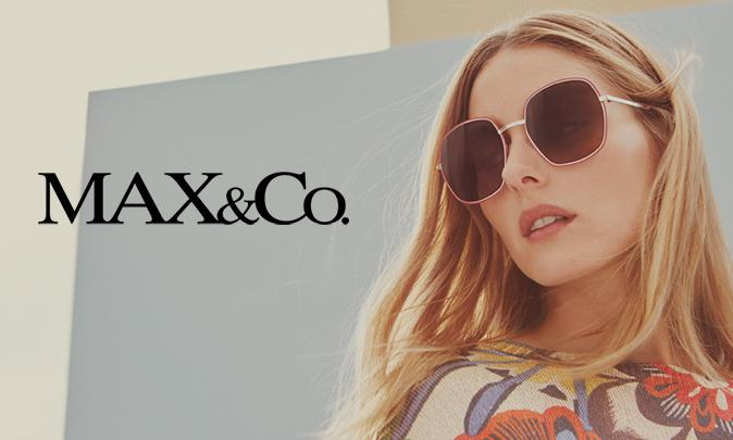 Occhiali Max&Co. irrisestibili e indispensabili per ogni donna