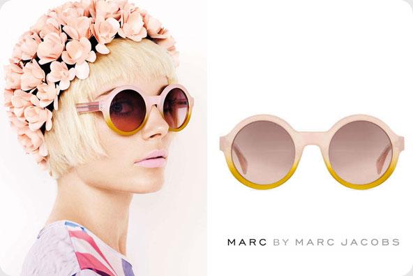 pretty nice ef6f8 53428 Collezione Sunglasses 2015 Marc by Marc Jacobs - Ottica ...