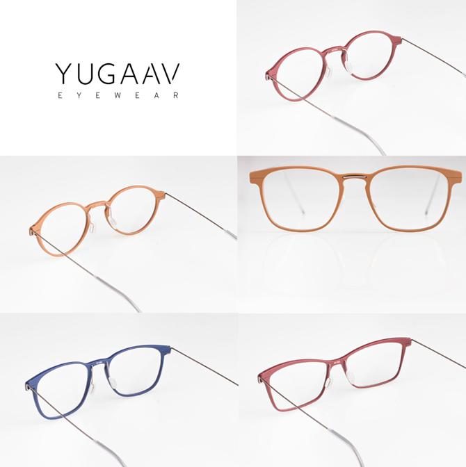 yugaav occhiali innovativi e moderni